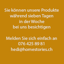 homestories-Besichtigung