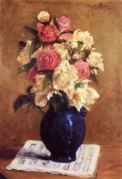 Blumenvasen In Der Malerei I Homestories