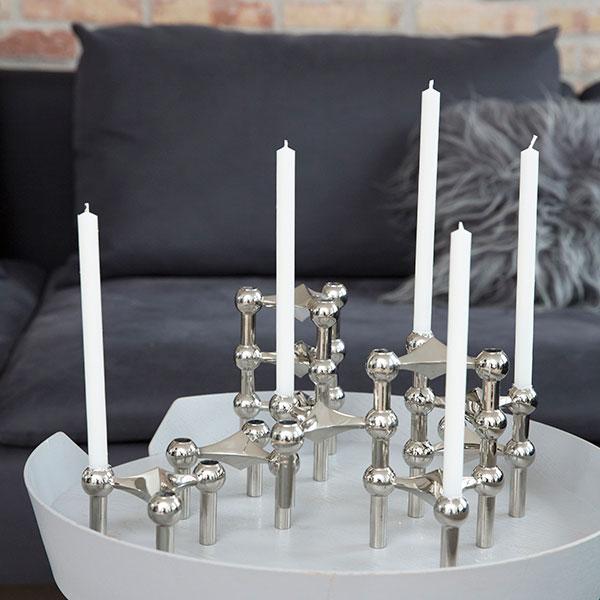 kerzenhalter stoff vorteilhaft bei homestories. Black Bedroom Furniture Sets. Home Design Ideas
