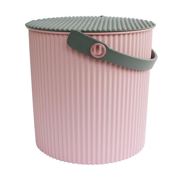 eimer omnioutil rosa grau vorteilhaft bei homestories. Black Bedroom Furniture Sets. Home Design Ideas